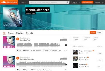 Fantastica (solo voce) su SoundCloud