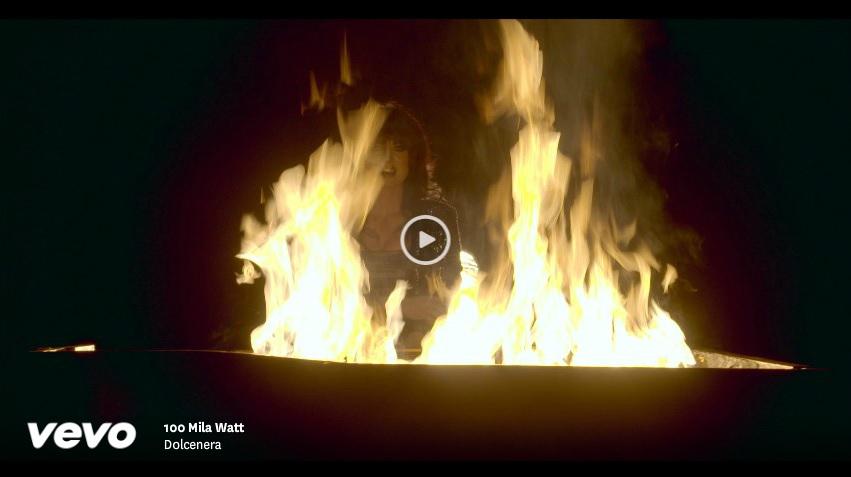 100 Mila Watt di Dolcenera: il videoclip in anteprima