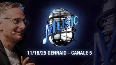 18 Gennaio Dolcenera ospite a Music!