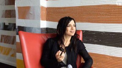 TV Sorrisi e Canzoni: Dolcenera: «Un altro giorno sulla terra» e le cover trap