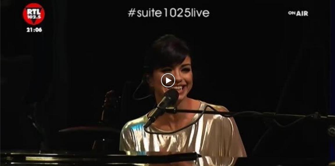 Dolcenera ospite a #Suite1025Live