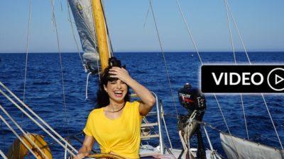 OptiMagazine: #Amaremare, il mantra di Dolcenera per salvare il mare con Greenpeace Italia
