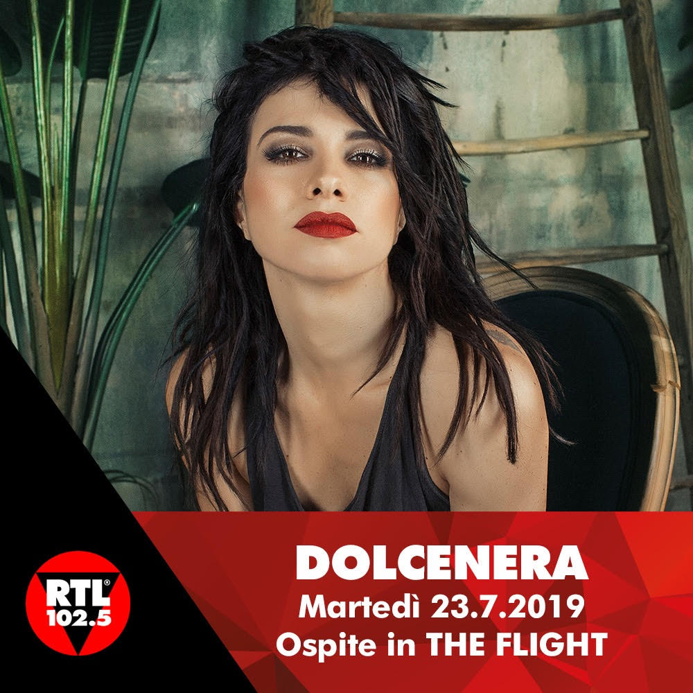 Dolcenera Ospire a RTL102.5