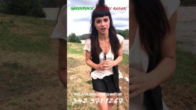 Dolcenera x GreenPeace – Plastic Radar