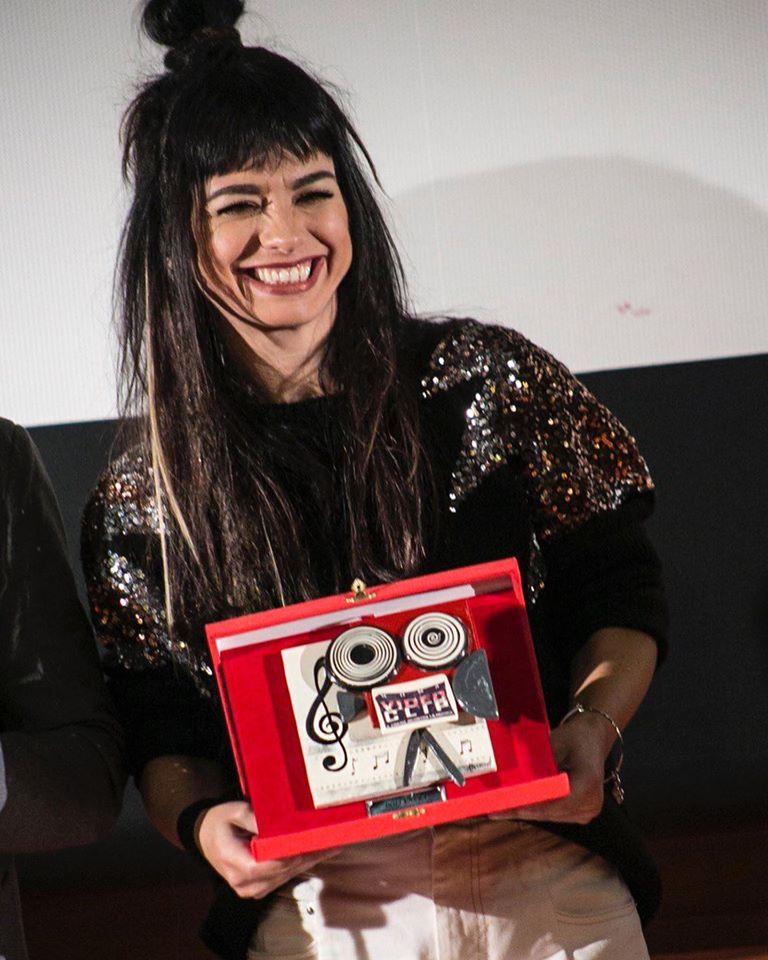 Corriere.tv: Dolcenera vince «Roma videoclip» con la sua «Amaremare»