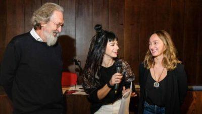 """La Nazione: """"Toscana in spot"""", la premiazione del Corecom con Dolcenera"""